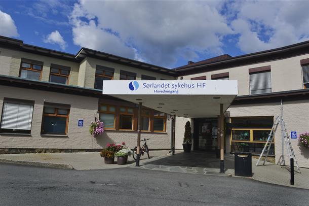 Sykehuset i Flekkefjord