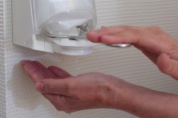 Vasking av hender